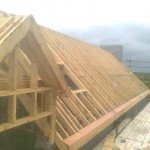 A Traditional Cut Roof